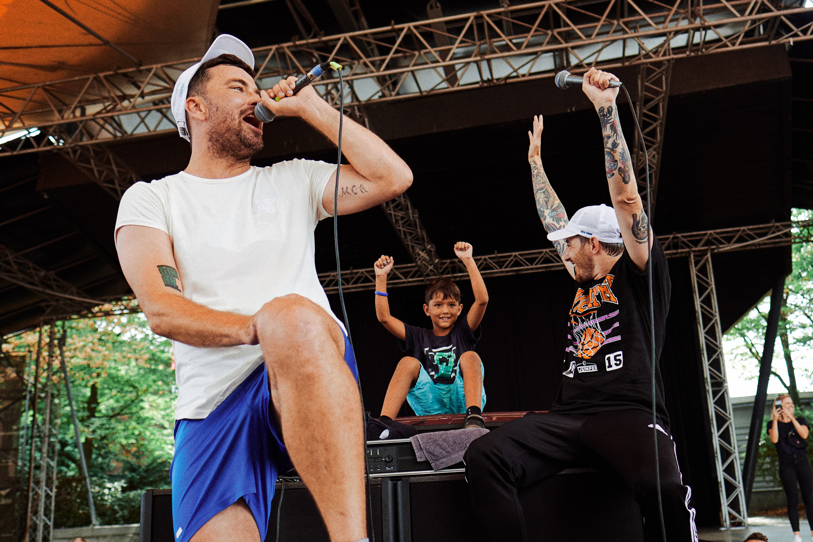 DAVID LEMANSKI CASPER AND MARTERIA